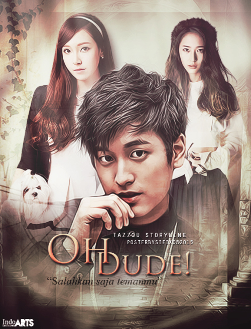 oh-dude cover