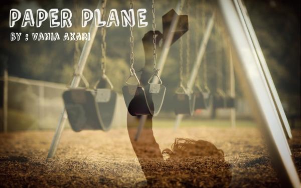 Poster FF Ppaper Plane