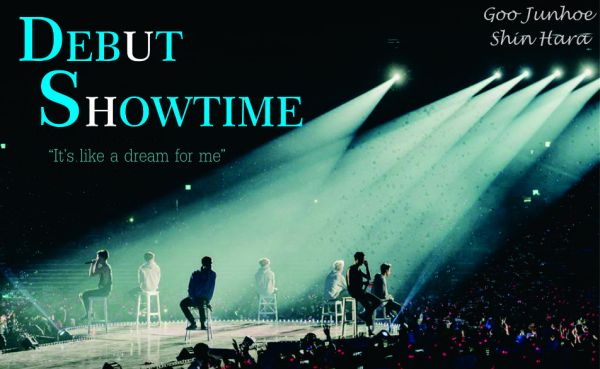 Debut Showtime cover